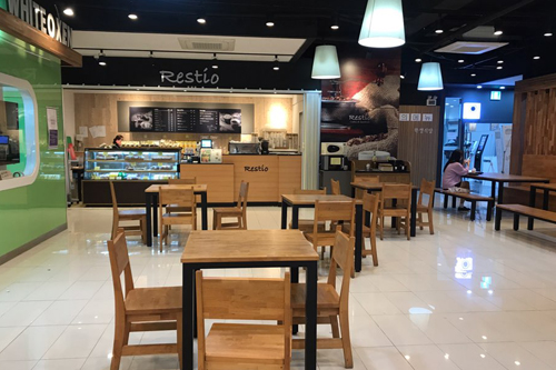 Restio(Cafe)-Student Union