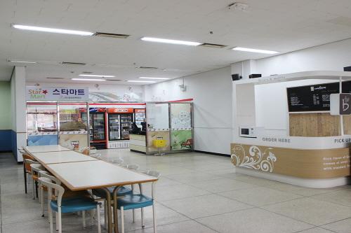 도서관식당 사진2