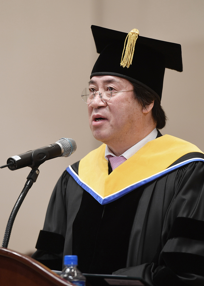 민상기 총장