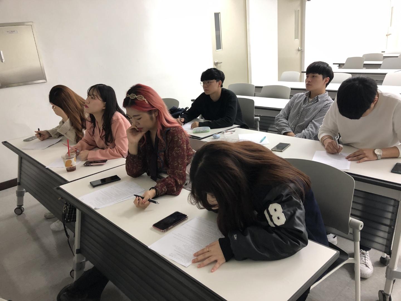 영미어문학과 학생활동 사진4